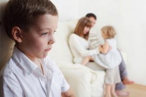 Arrivée de bébé: prévenir la jalousie
